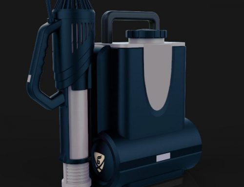 Electrostatic Disinfectant Fogger 790
